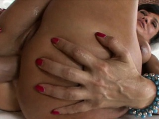 Telling boobies milf Lisa Ann analyzed by throbbing dick