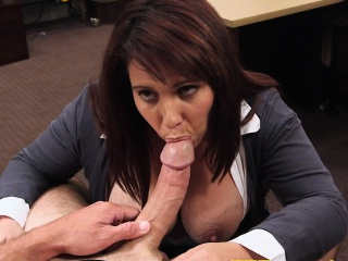 Busty milf fucked plus facialized be useful to cash