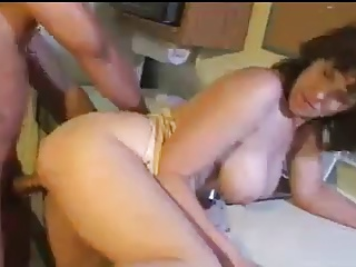 mature Fucks bbc alongside pantry