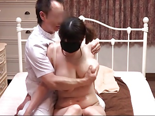 Husband Watches Japanese Join in matrimony Win a Decayed Massage - 2