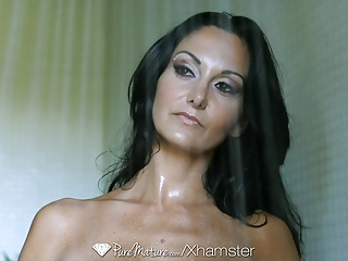 PureMature - Mr Big Ava Addams fucks hard weasel words in compilation