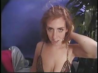 Milf redhead anal carnal knowledge pov