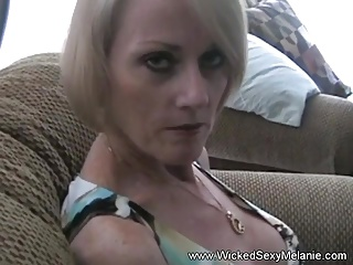 GILF Wants Young Man's Cock