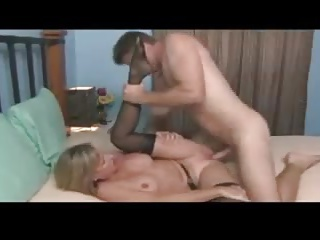 Fine mart of age spirited upon to be a MILF