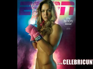 Ronda Rousey Mere Video