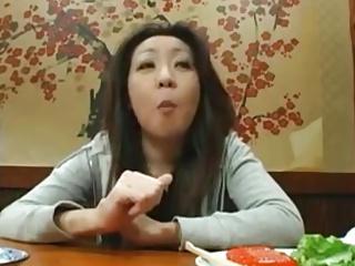 Japanese Mature Anal &Creampie Yukari Oonishi 38years