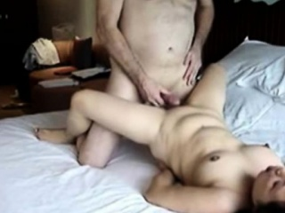 Asian crazy nympho milf