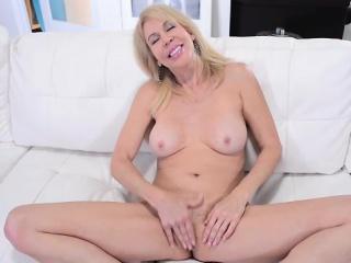 Erica Lauren Hot MILF in Titillating Threads Solely