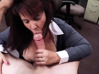 Sexy bowels MILF deepthroat huge load of shit coupled with pounded immutable in the