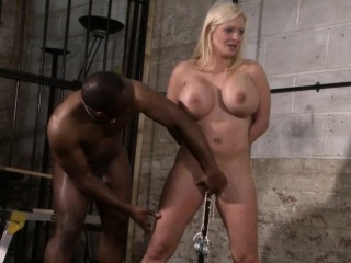Nailed obese tits be required of lackey Melanie