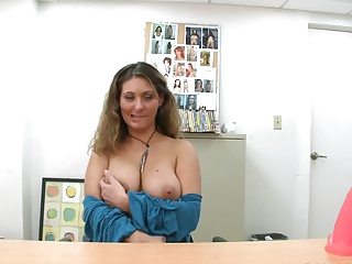 Hot milf added to their way younger lover 65