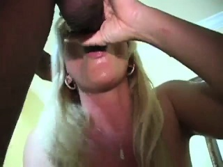 Stunning MILF house wife incapacitated in by BBC