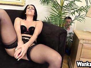 Hot Stepmom Samia Duarte Fucked with Stepson