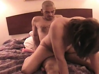 Sexy milf gets say no to laconic bottom hole fucked about the mattr