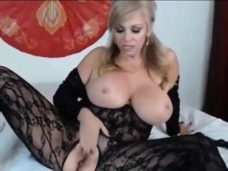 Big Tit Elegant Milf Close by Sexy Malignant Underclothing