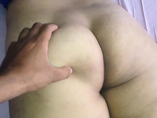 Betsey from 1fuckdatecom - Big arse indian wife booty play