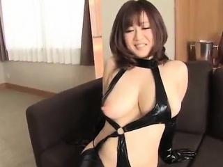 BF-354 Bondage Unshaded Tits I Cup Convulsions Making love Nana Aoyama