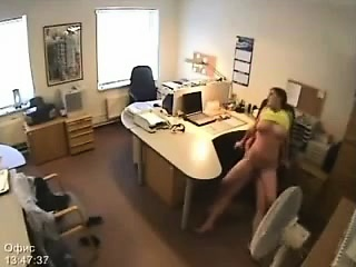 Office fuck roughly her owner