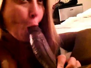 Latina throating black cock Coreen detach from 1fuckdatecom