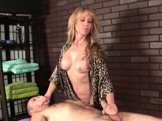 Milf masseuse edging subs hard bushwa