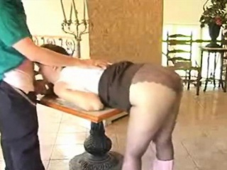 Connexion over lady become absent-minded was pantyhose fucked