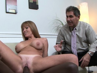 Shove around milf cuckolds say no to husband thither bbc