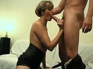 French milf gets anal banged unconnected with a  Sol outlander dates25com
