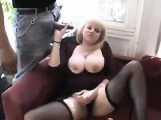 Black challenge leman blonde milf