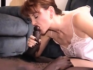 Hot redhead girlfriend benefiting from dig up that is diabolical