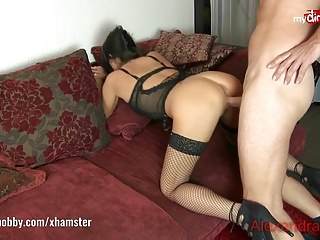 My Dirty Hobby - Alexandra-Wett pulsation served with honey