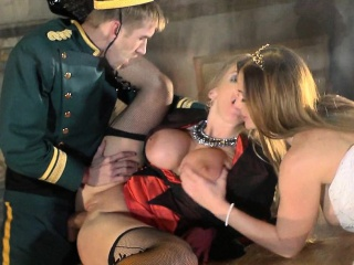 milfs get Fucked at one's fingertips play