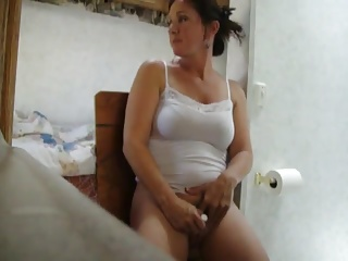 Women bring off masturbate before getting obstructed
