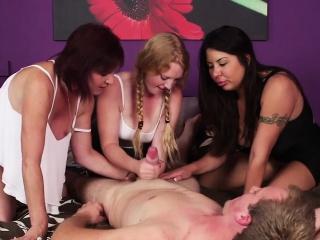 Kinky brit babes stroking