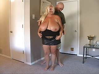 Anal Huge Tit Mature Tow-headed BBW