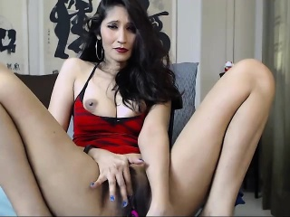 Cool masturbate webcam white-headed simulate orgasm