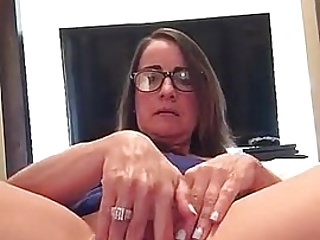 Hot Texan Milf Masturbation Compilation
