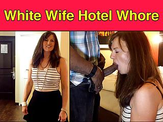 White Wife Motor hotel Drab