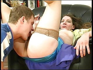 Russian MILF increased by mendicant - 70