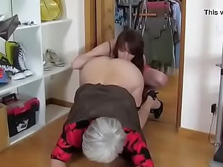 Forced mom abused!