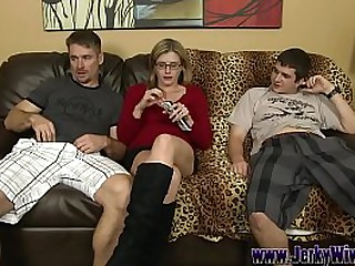 Big Hawkshaw Son bangs His Mom and Cums take say no to Mouth - Cory Hunting