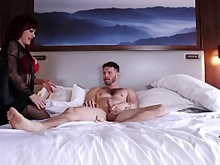 MILF SEXY VANESSA acquiring fucked just about LA hotel  - preview toute seule TOMMY WOOD