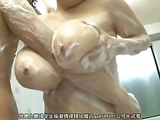 Japanese Mom's Breasts
