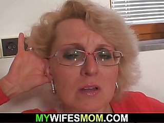Angry wife finds in foreign lands mom and boyfriend fucking