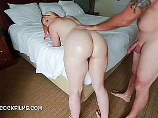 Old lady with an increment of Son's 1st Porn Video - Extended Trailer