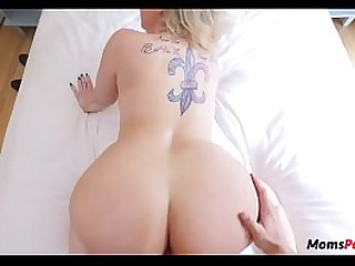 Obscurity mom needs son surrounding fuck