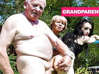 Rejuvenating Grandpa's Soothe Abroad Bushwa with Granny