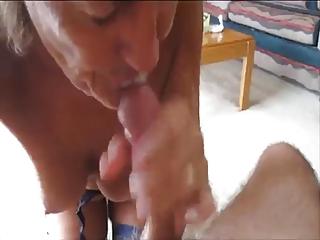 My favorite MILF - 'Oh I love cum!'