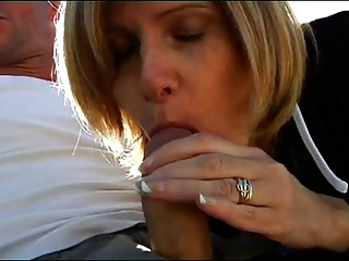 FRENCH MATURE 22 blonde mature overprotect milf