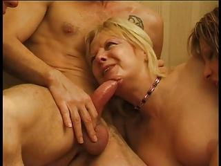 FRENCH Of age 31 anal bbw matriarch milf