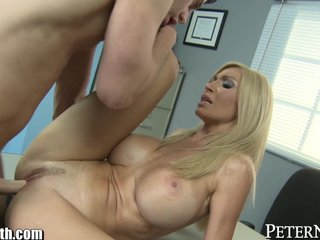 PeterNorth MILF Fucked Doggystyle Over Chifferobe
